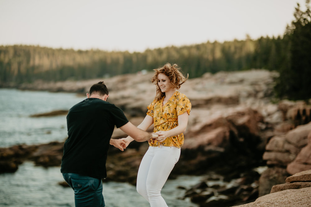 nicole-daacke-photography-acadia-national-park-engagement-photos-session-little-hunters-beach-sunset-cadillac-mountain-thunder-hole-otter-cliffs-couples-session-acadia-elopement-photographer-pine-trees-ocean-maine-17.jpg