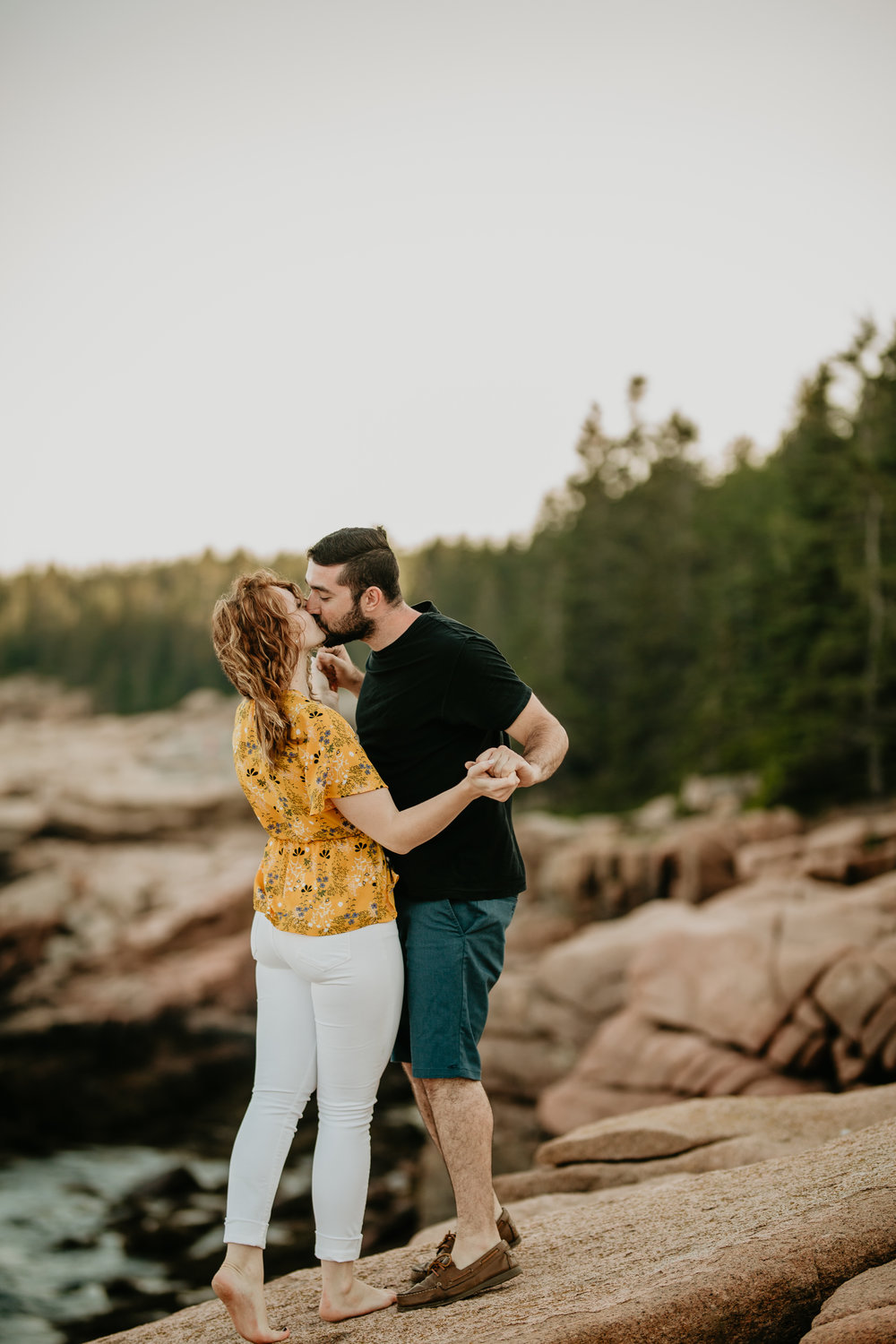 nicole-daacke-photography-acadia-national-park-engagement-photos-session-little-hunters-beach-sunset-cadillac-mountain-thunder-hole-otter-cliffs-couples-session-acadia-elopement-photographer-pine-trees-ocean-maine-19.jpg