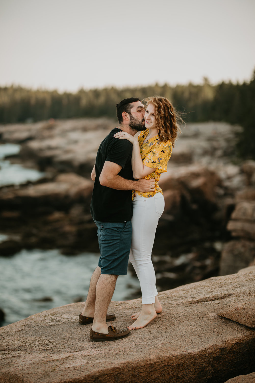 nicole-daacke-photography-acadia-national-park-engagement-photos-session-little-hunters-beach-sunset-cadillac-mountain-thunder-hole-otter-cliffs-couples-session-acadia-elopement-photographer-pine-trees-ocean-maine-24.jpg