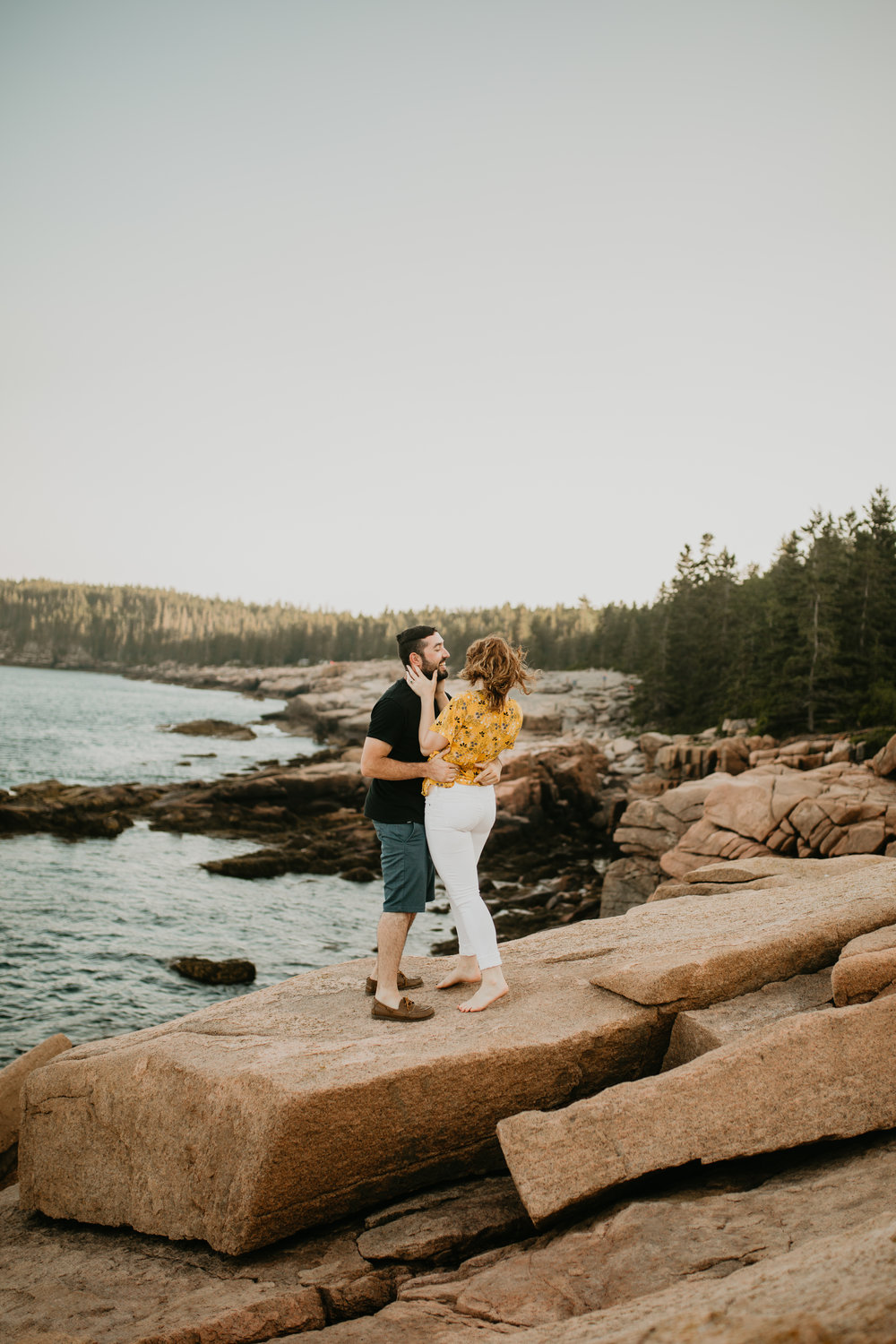 nicole-daacke-photography-acadia-national-park-engagement-photos-session-little-hunters-beach-sunset-cadillac-mountain-thunder-hole-otter-cliffs-couples-session-acadia-elopement-photographer-pine-trees-ocean-maine-26.jpg