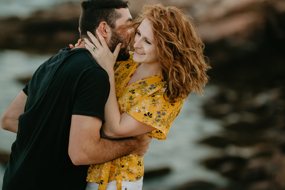nicole-daacke-photography-acadia-national-park-engagement-photos-session-little-hunters-beach-sunset-cadillac-mountain-thunder-hole-otter-cliffs-couples-session-acadia-elopement-photographer-pine-trees-ocean-maine-29.jpg