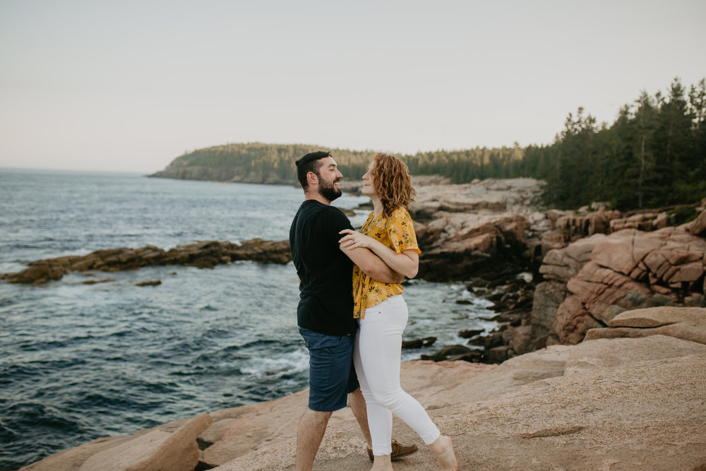 nicole-daacke-photography-acadia-national-park-engagement-photos-session-little-hunters-beach-sunset-cadillac-mountain-thunder-hole-otter-cliffs-couples-session-acadia-elopement-photographer-pine-trees-ocean-maine-32.jpg