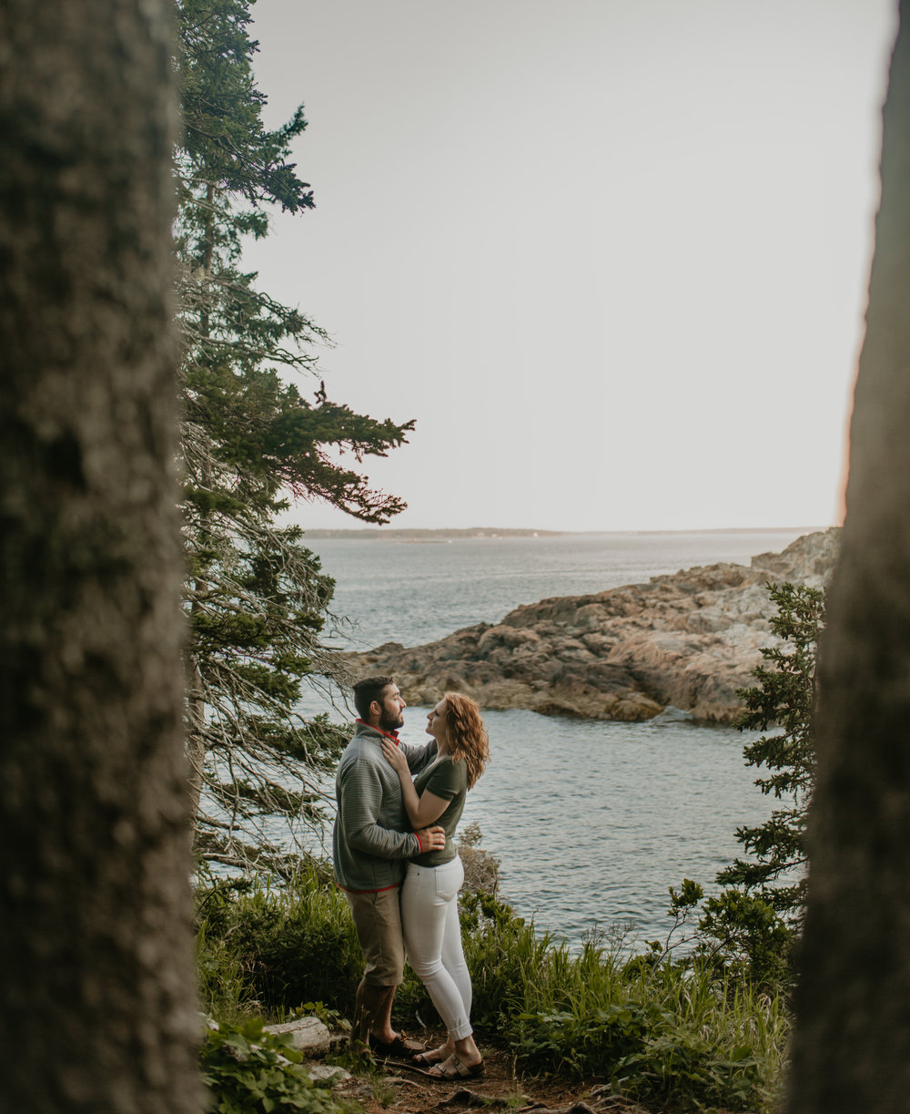 nicole-daacke-photography-acadia-national-park-engagement-photos-session-little-hunters-beach-sunset-cadillac-mountain-thunder-hole-otter-cliffs-couples-session-acadia-elopement-photographer-pine-trees-ocean-maine-42.jpg