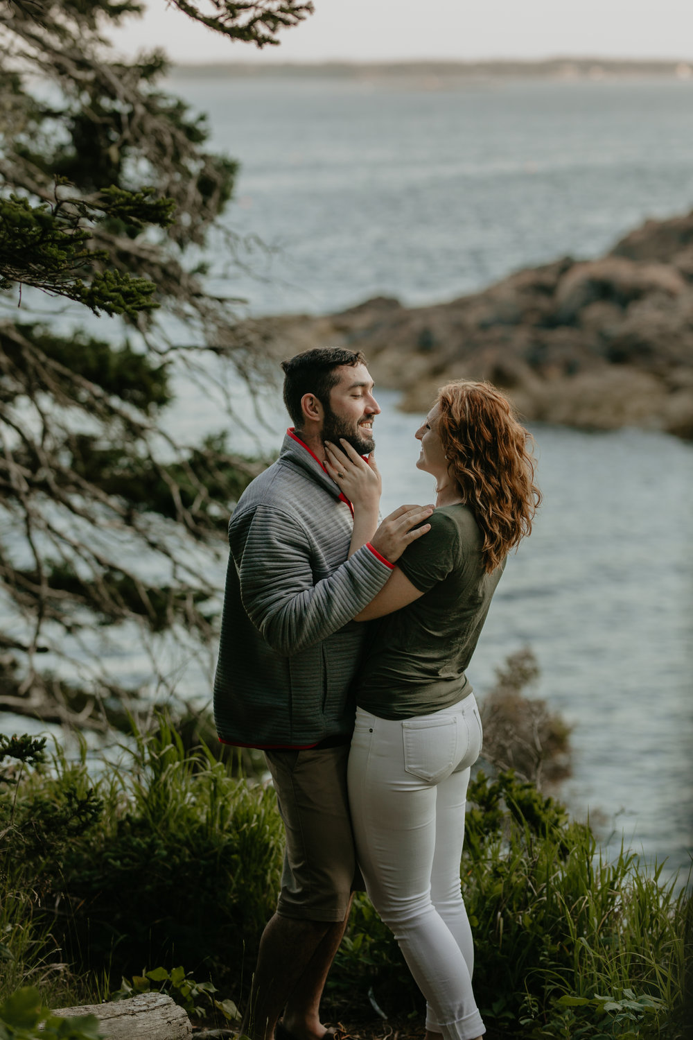 nicole-daacke-photography-acadia-national-park-engagement-photos-session-little-hunters-beach-sunset-cadillac-mountain-thunder-hole-otter-cliffs-couples-session-acadia-elopement-photographer-pine-trees-ocean-maine-44.jpg