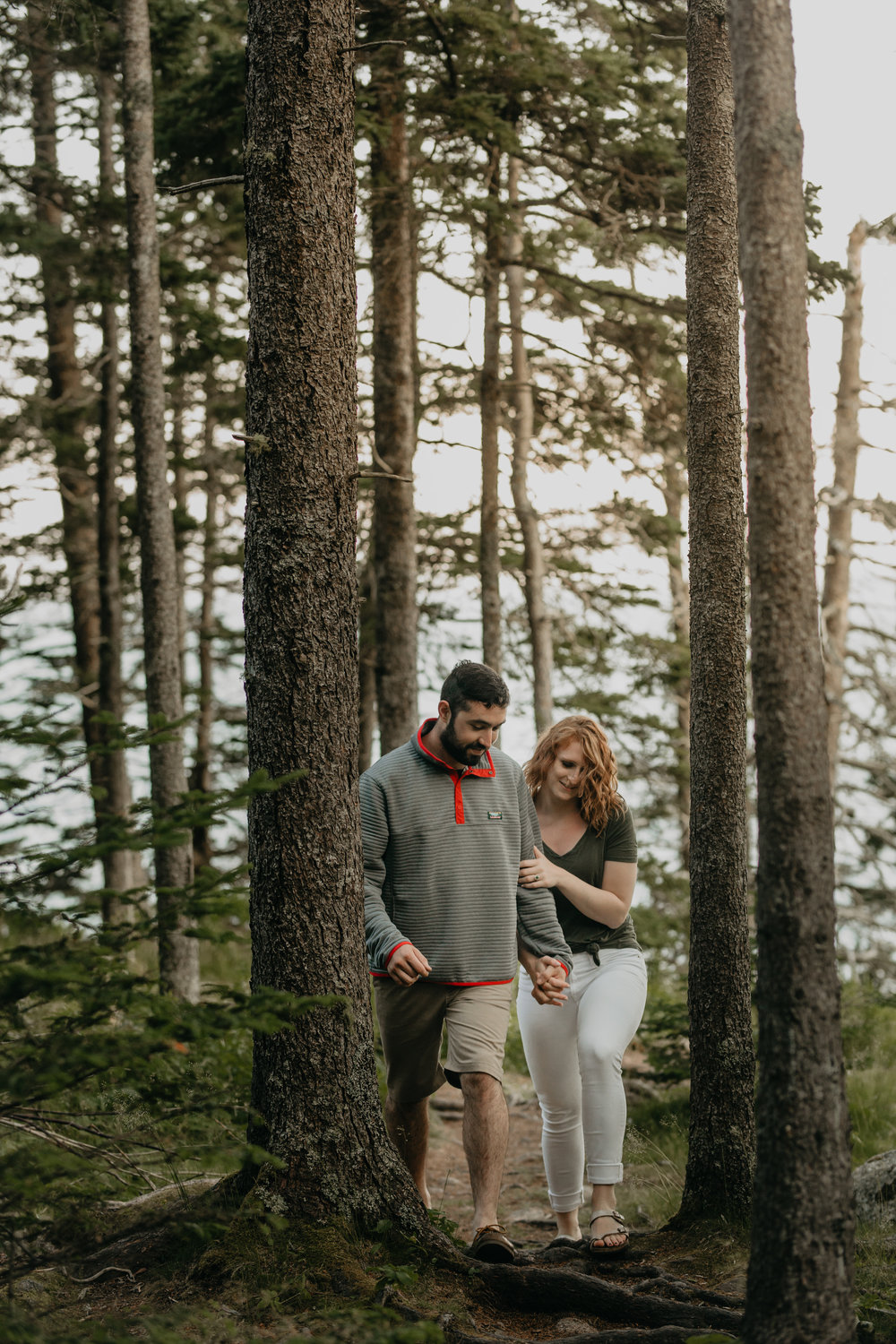 nicole-daacke-photography-acadia-national-park-engagement-photos-session-little-hunters-beach-sunset-cadillac-mountain-thunder-hole-otter-cliffs-couples-session-acadia-elopement-photographer-pine-trees-ocean-maine-47.jpg