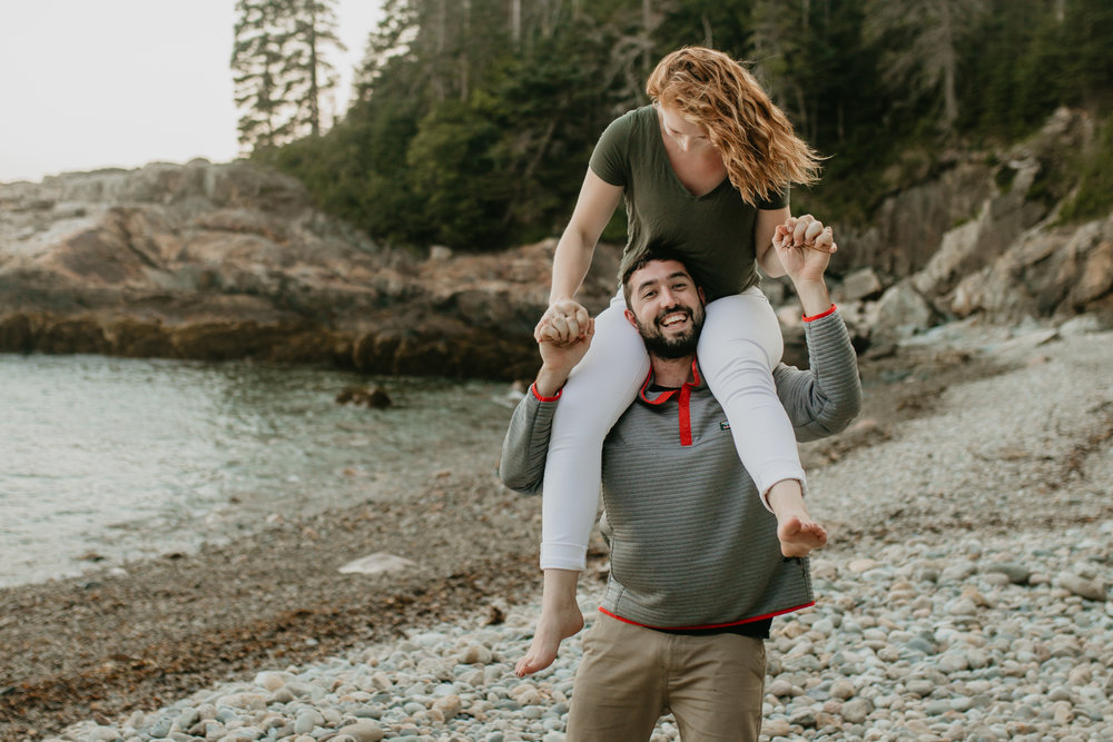 nicole-daacke-photography-acadia-national-park-engagement-photos-session-little-hunters-beach-sunset-cadillac-mountain-thunder-hole-otter-cliffs-couples-session-acadia-elopement-photographer-pine-trees-ocean-maine-51.jpg