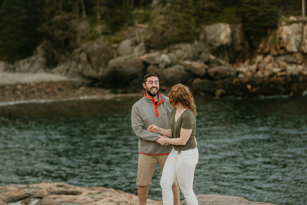nicole-daacke-photography-acadia-national-park-engagement-photos-session-little-hunters-beach-sunset-cadillac-mountain-thunder-hole-otter-cliffs-couples-session-acadia-elopement-photographer-pine-trees-ocean-maine-62.jpg
