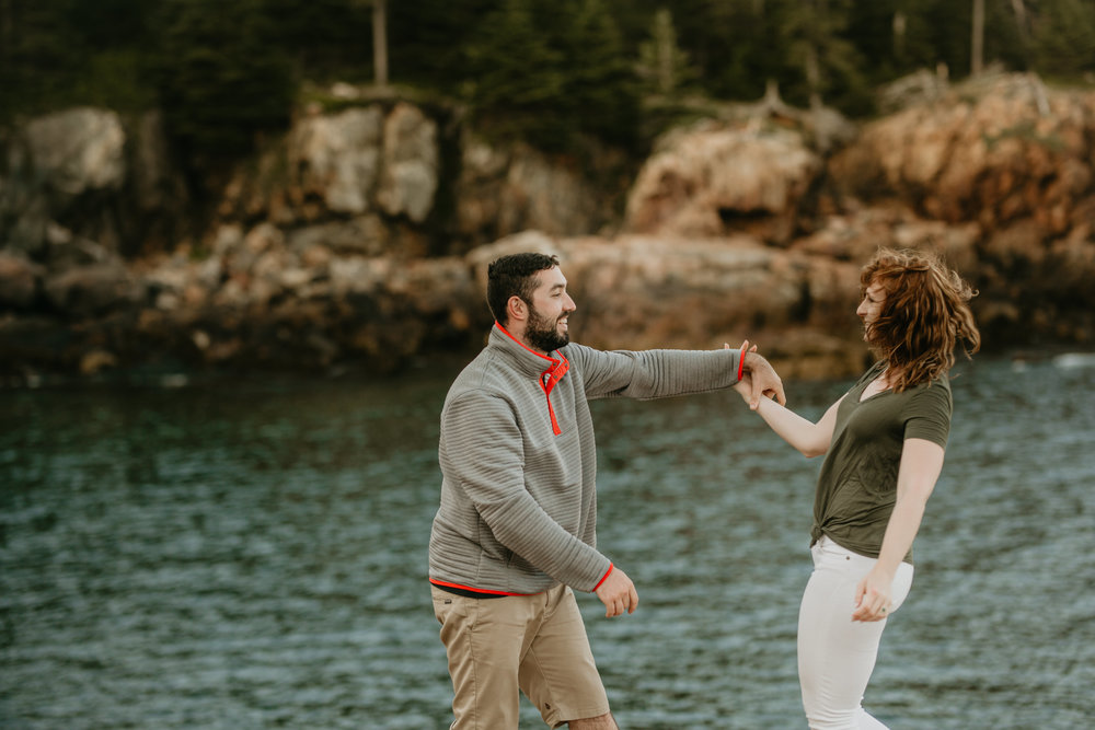 nicole-daacke-photography-acadia-national-park-engagement-photos-session-little-hunters-beach-sunset-cadillac-mountain-thunder-hole-otter-cliffs-couples-session-acadia-elopement-photographer-pine-trees-ocean-maine-65.jpg