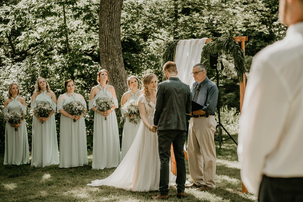 Nicole-Daacke-Photography-pennsylvania-laid-back-outside-backyard-wedding-family-summer-june-maryland-barefoot-bride-woodland-trees-sunset-couple-44.jpg