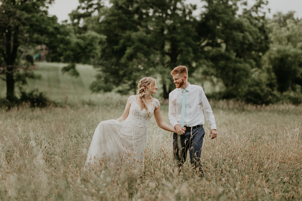 Nicole-Daacke-Photography-pennsylvania-laid-back-outside-backyard-wedding-family-summer-june-maryland-barefoot-bride-woodland-trees-sunset-couple-82.jpg