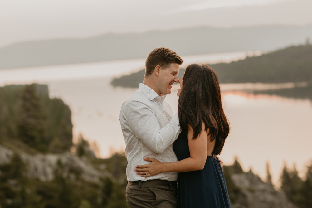 nicole-daacke-photography-lake-tahoe-sunrise-summer-adventure-engagement-photos-nevada-wedding-elopement-photographer-golden-emerald-bay-light-pine-trees-summer-vibe-fun-carefree-authentic-love-4.jpg