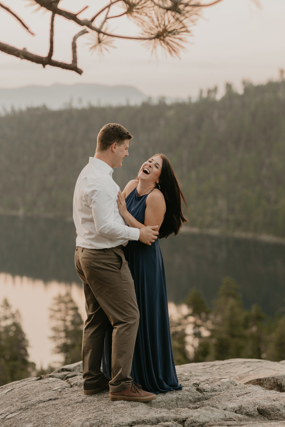 nicole-daacke-photography-lake-tahoe-sunrise-summer-adventure-engagement-photos-nevada-wedding-elopement-photographer-golden-emerald-bay-light-pine-trees-summer-vibe-fun-carefree-authentic-love-6.jpg