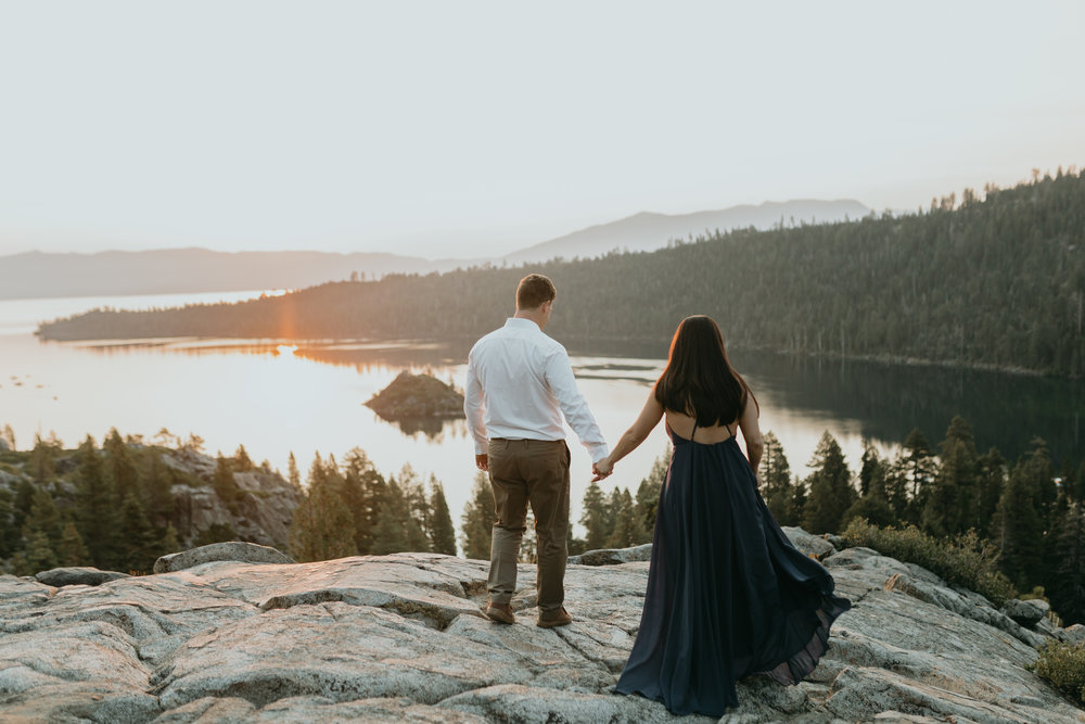 nicole-daacke-photography-lake-tahoe-sunrise-summer-adventure-engagement-photos-nevada-wedding-elopement-photographer-golden-emerald-bay-light-pine-trees-summer-vibe-fun-carefree-authentic-love-14.jpg