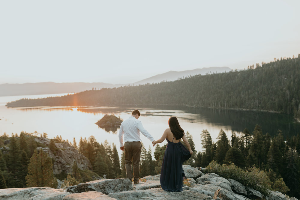 nicole-daacke-photography-lake-tahoe-sunrise-summer-adventure-engagement-photos-nevada-wedding-elopement-photographer-golden-emerald-bay-light-pine-trees-summer-vibe-fun-carefree-authentic-love-15.jpg