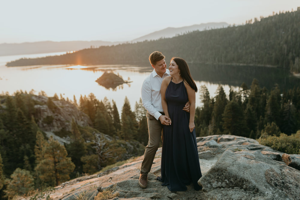 nicole-daacke-photography-lake-tahoe-sunrise-summer-adventure-engagement-photos-nevada-wedding-elopement-photographer-golden-emerald-bay-light-pine-trees-summer-vibe-fun-carefree-authentic-love-17.jpg