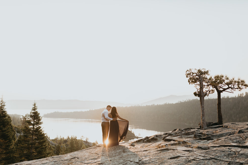 nicole-daacke-photography-lake-tahoe-sunrise-summer-adventure-engagement-photos-nevada-wedding-elopement-photographer-golden-emerald-bay-light-pine-trees-summer-vibe-fun-carefree-authentic-love-31.jpg