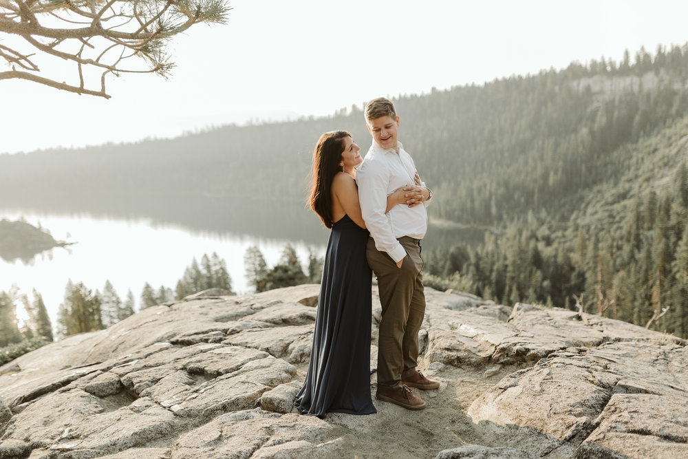 nicole-daacke-photography-lake-tahoe-sunrise-summer-adventure-engagement-photos-nevada-wedding-elopement-photographer-golden-emerald-bay-light-pine-trees-summer-vibe-fun-carefree-authentic-love-46.jpg