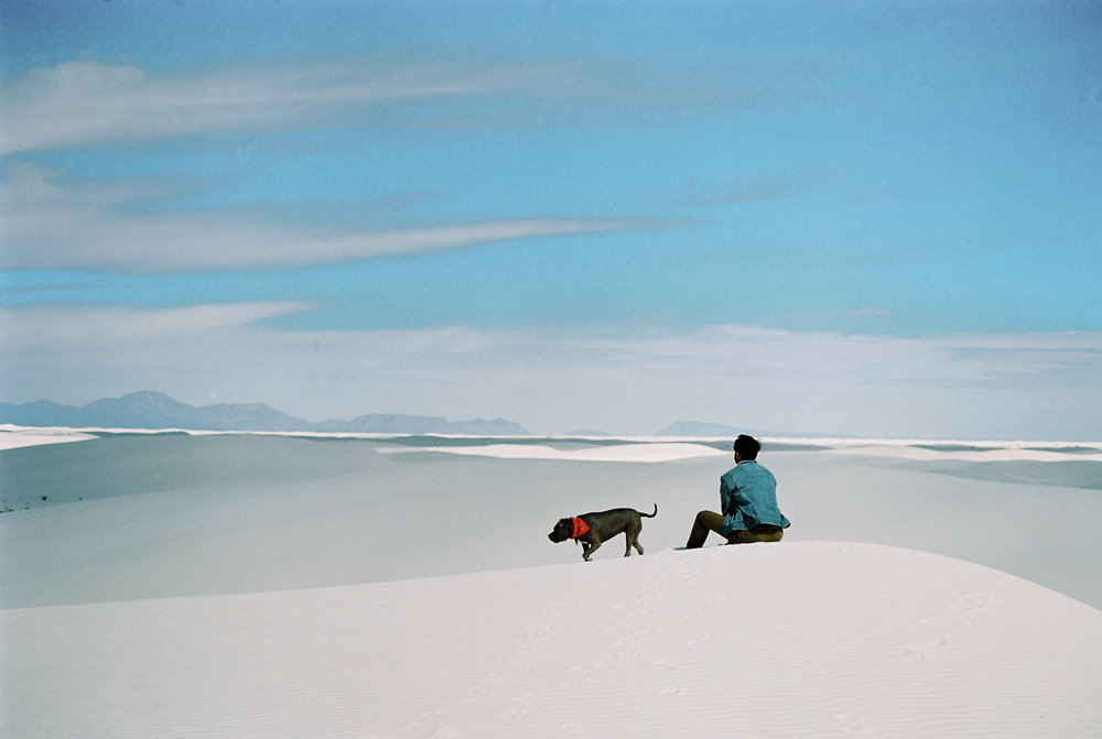 White Sands New Mexico // Laura Goldenberger Photography