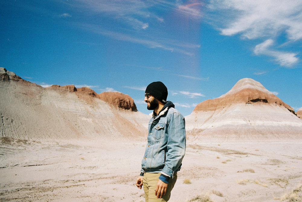 Arizona and New Mexico Road Trip // Laura Goldenberger