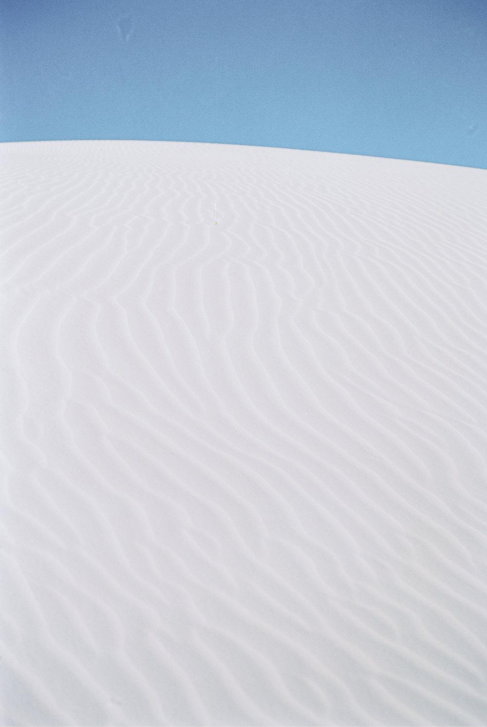 White Sands National Monument // Laura Goldenberger