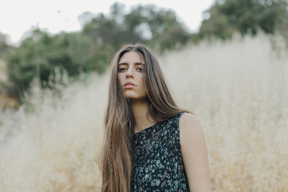 Topanga Canyon Fashion Shoot // Laura Goldenberger
