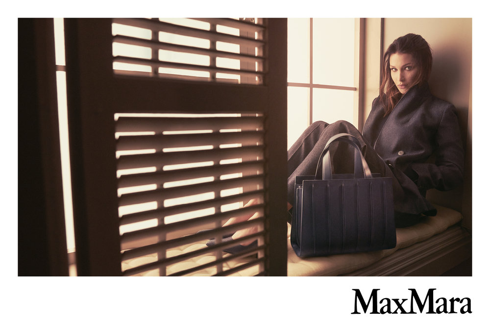 #maxmara #fw17 #stevenmeisel #carineroitfeld #bellahadid #accessories #campaign #jimkaemmerling #patmcgrath #guidopalau
