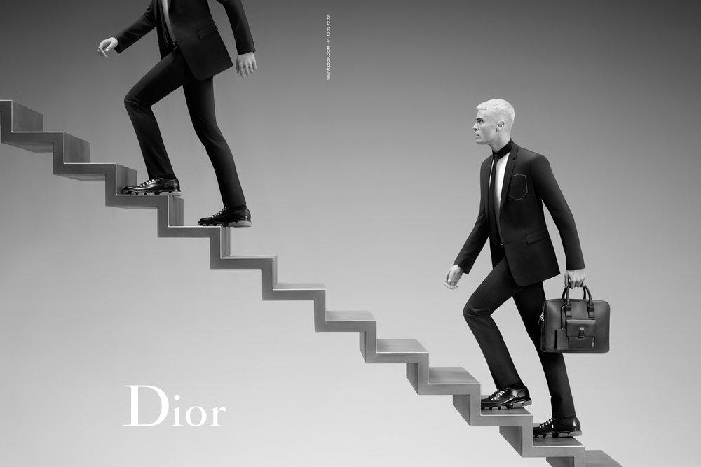 #diorhomme #karllagerfeld #baptistegiabiconi #ss16 #fashion #campaign #mens #krisvanaasche