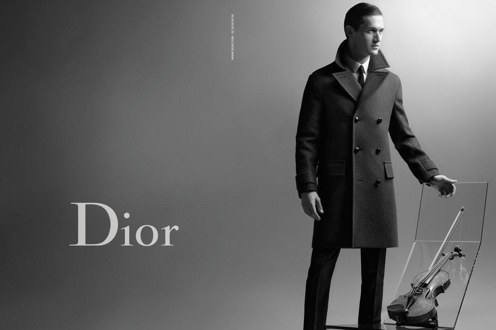 #diorhomme #karllagerfeld #charliesiem #fw15 #fashion #campaign #mens #krisvanaasche