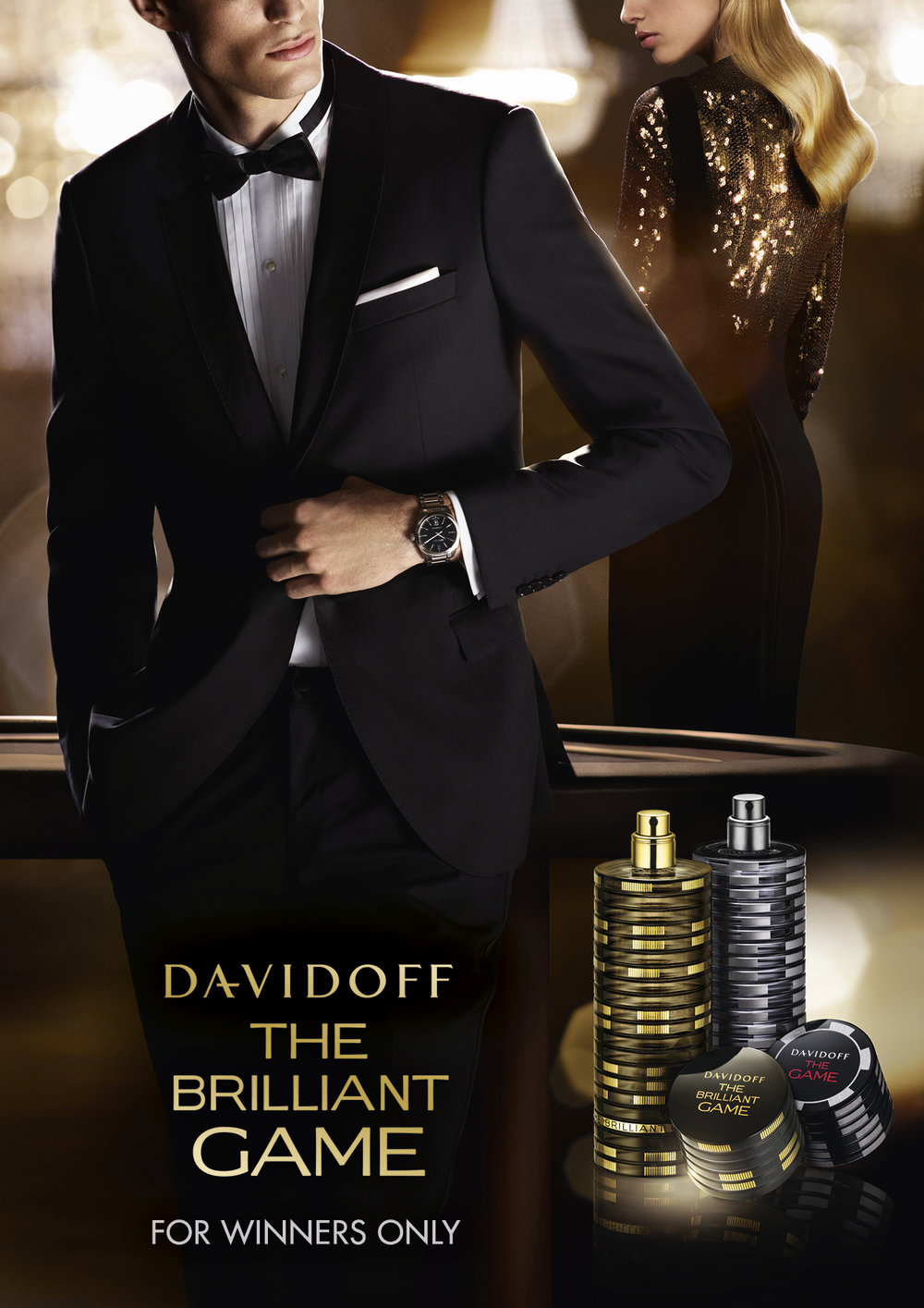 #davidoff #philippevogelenzang #fragrance #campaign #jimkaemmerling