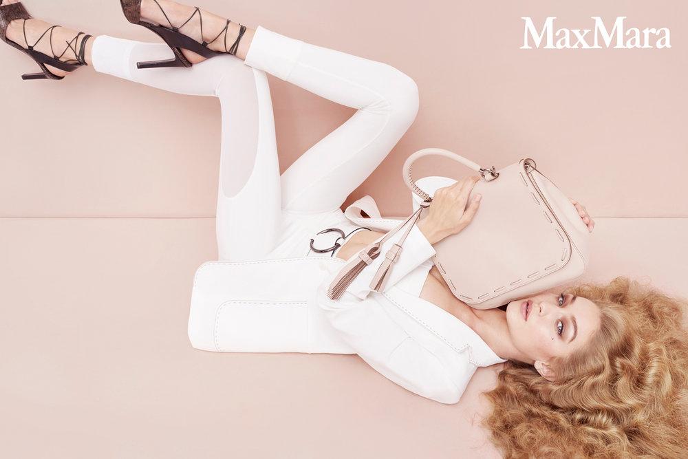 #maxmara #ss17 #stevenmeisel #carineroitfeld #gigihadid #accessories #campaign #jimkaemmerling #patmcgrath #guidopalau