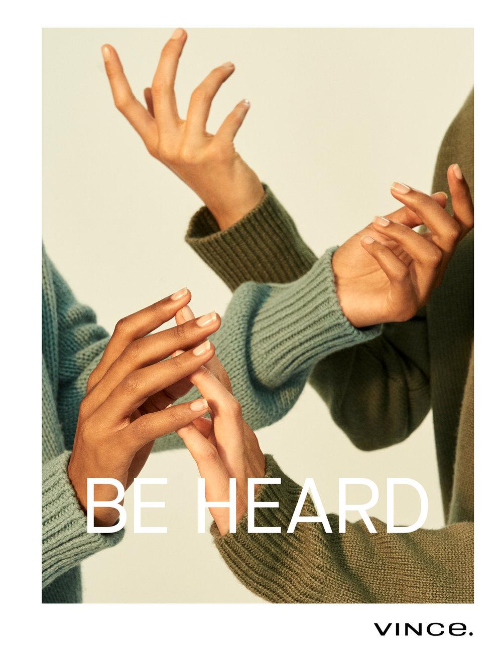 #vince #julianoni #fw17 #campaign #martemeivanhaaster #jimkaemmerling #aleciamorais #tamaramcnaughton #chihoomae #vittoriacerciello