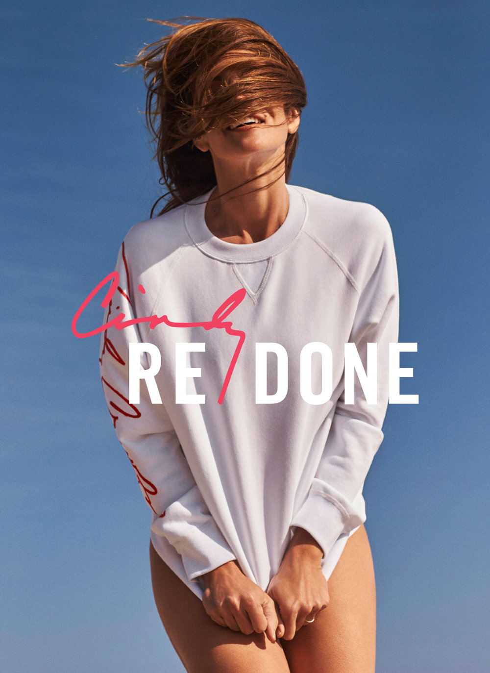 #redone #cindycrawford #fw17 #campaign #fashion #sebastianfaena #jimkaemmerling