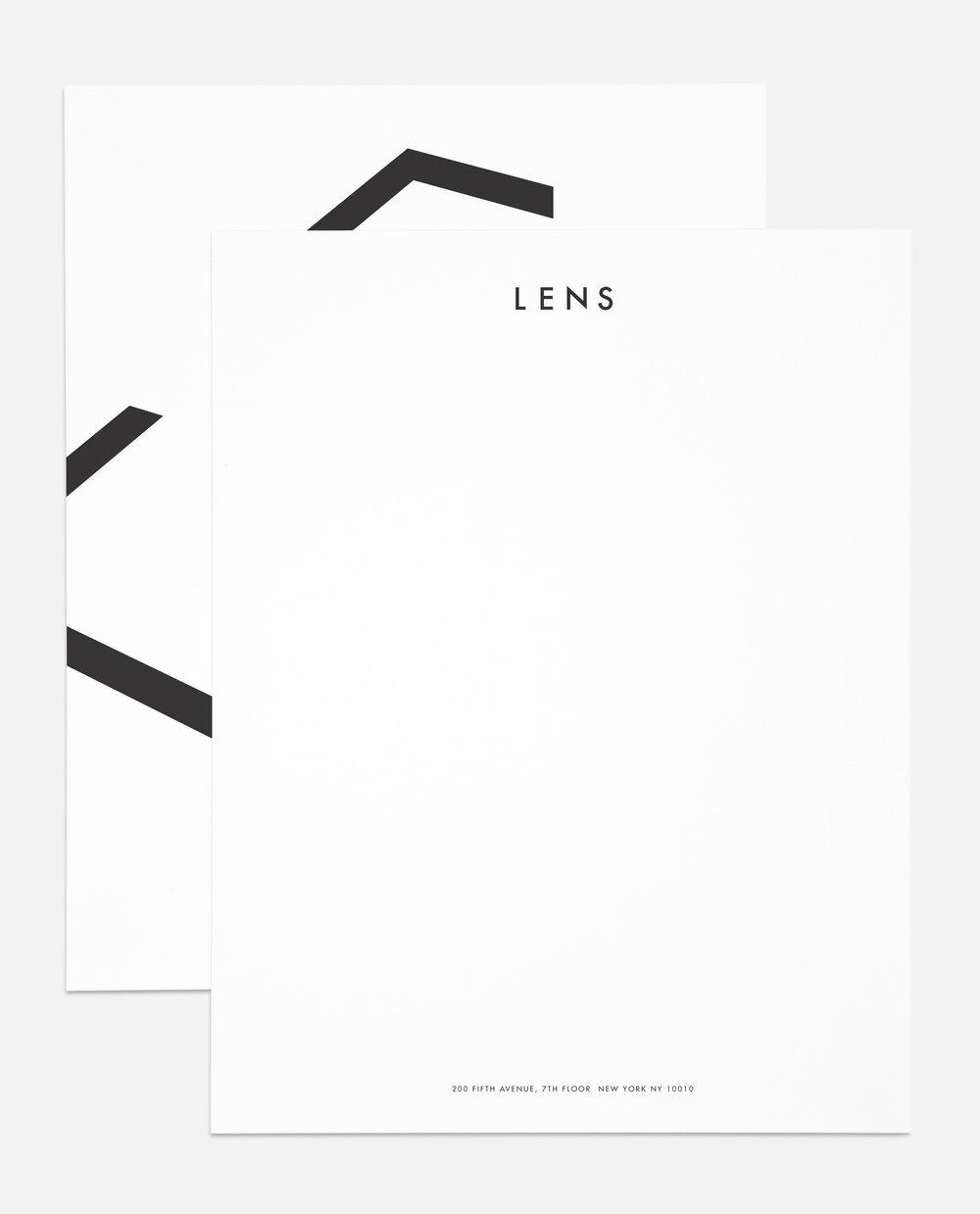 #img #lens #identity #logo #typography #jimkaemmerling