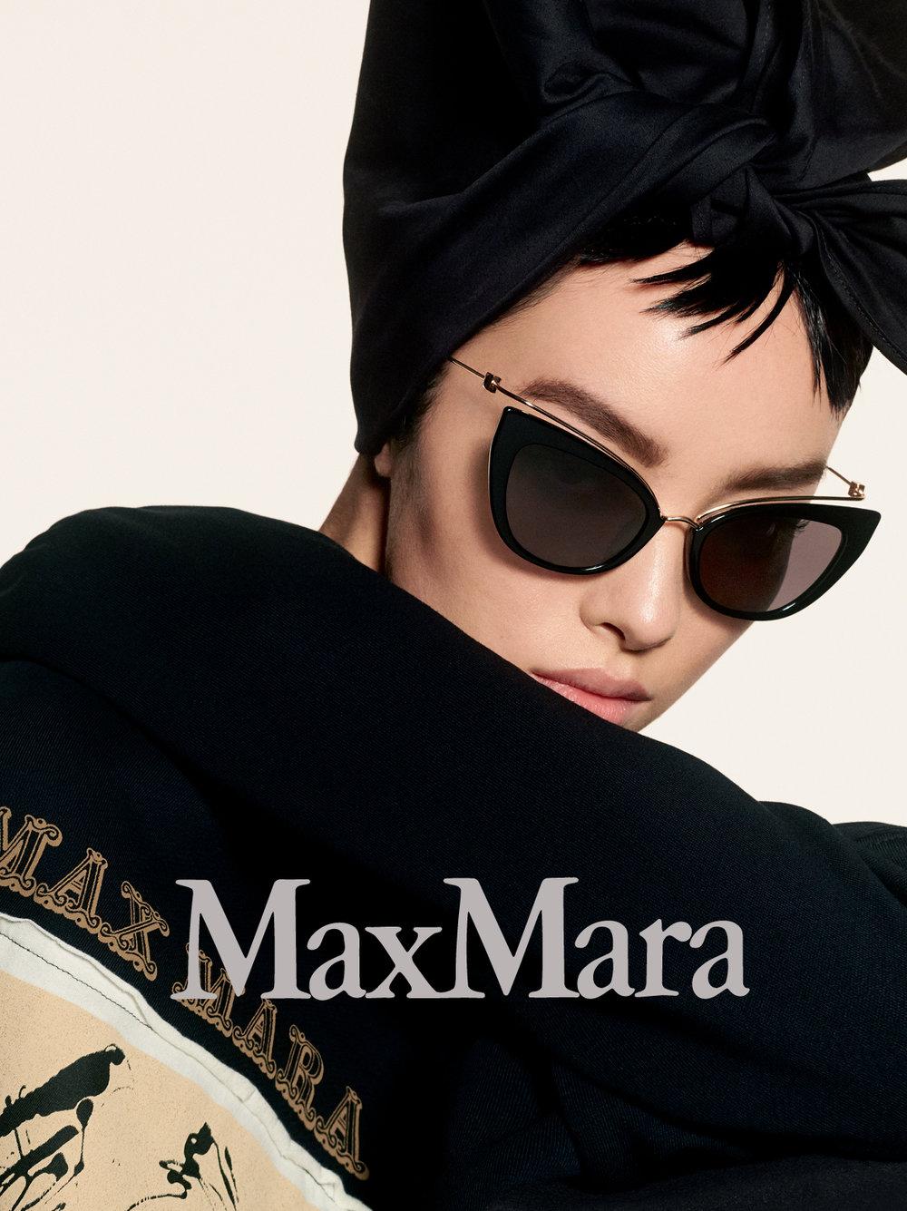 #maxmara #prefall18 #stevenmeisel #carineroitfeld #feifei #fashion #eyewear #campaign #jimkaemmerling #patmcgrath #guidopalau