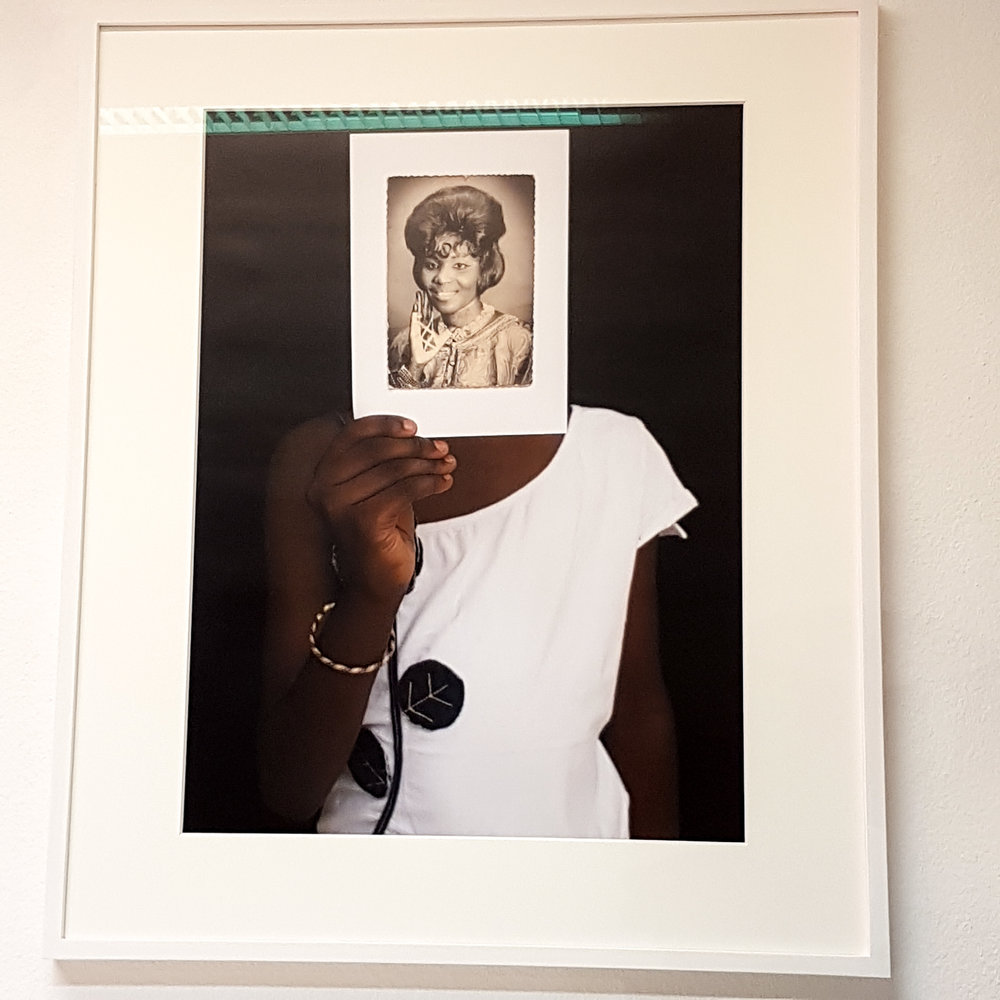 Portrait Vintage | Ibrahima Thiam