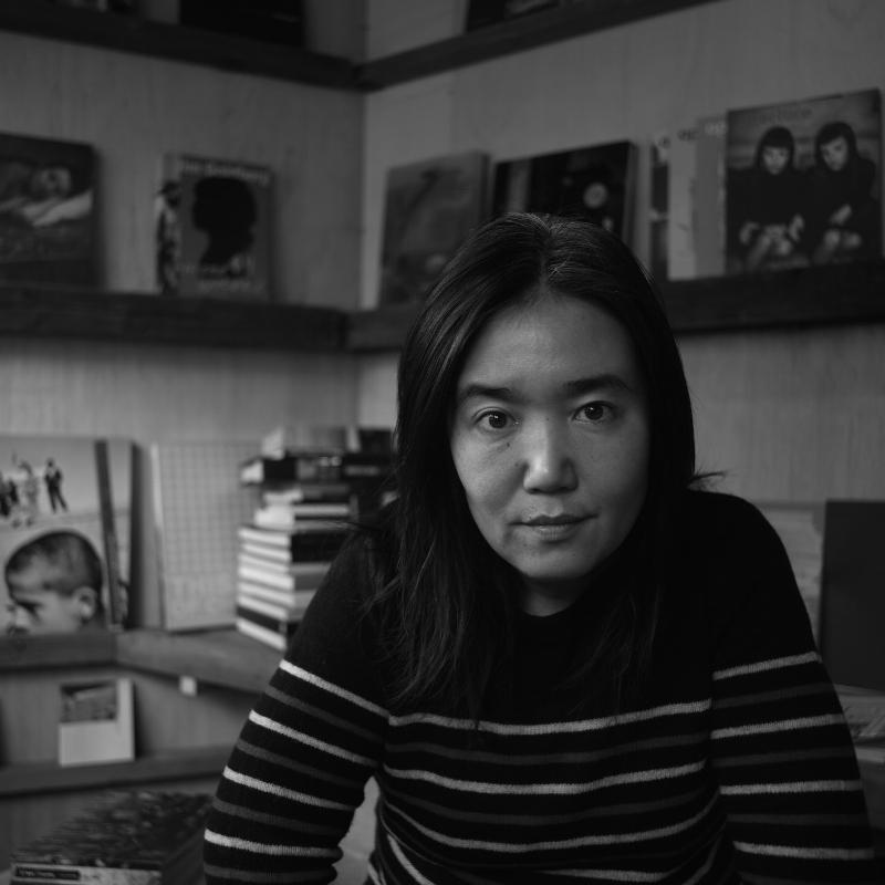 Yumi Goto , Kuratorin, Tokyo, Japan