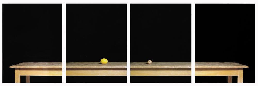 Zitrone und Zwiebel   Nadin Maria Rüfenacht