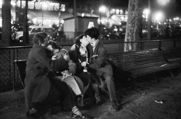 31 décembre, Pairs, 1954