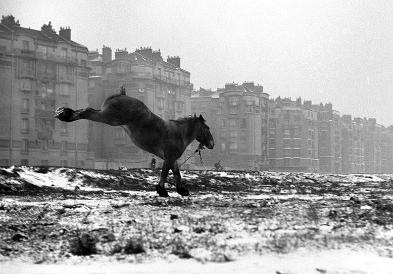 Porte de Vanves, 1952