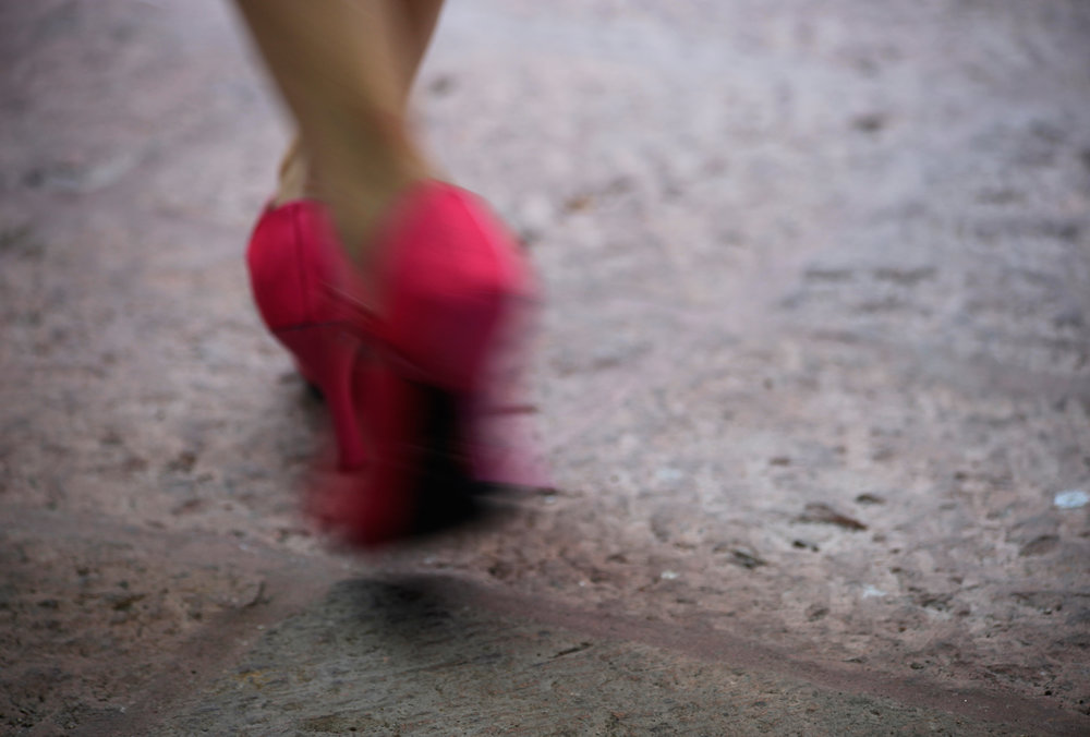 zapatos lulu | Bild: Cristina Kahlo