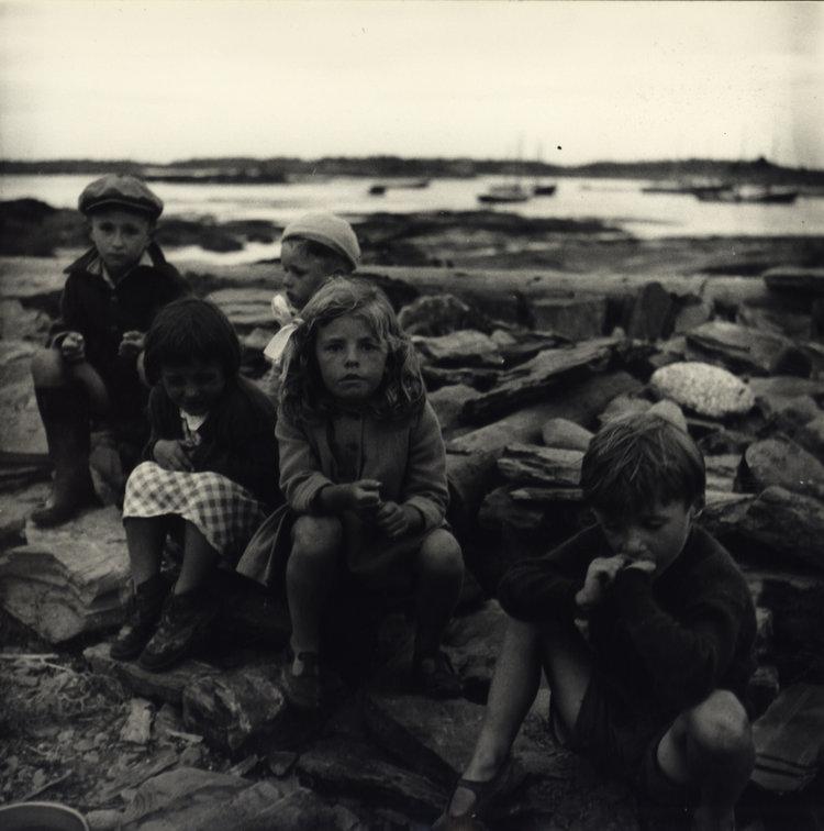 Vernissage Sandra Weiner New York Kids 1940 1966 Sichtbarart