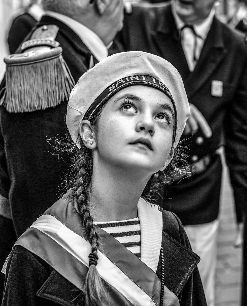 La jeune fille |© Mario Marino