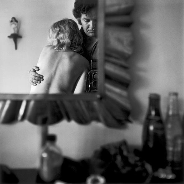 Denis Roche, 24 décembre 1984, Les Sables d'Olonnes. Atlantic hôtel, chambre 301. © Denis Roche.Courtesy Galerie Le Réverbère, Lyon