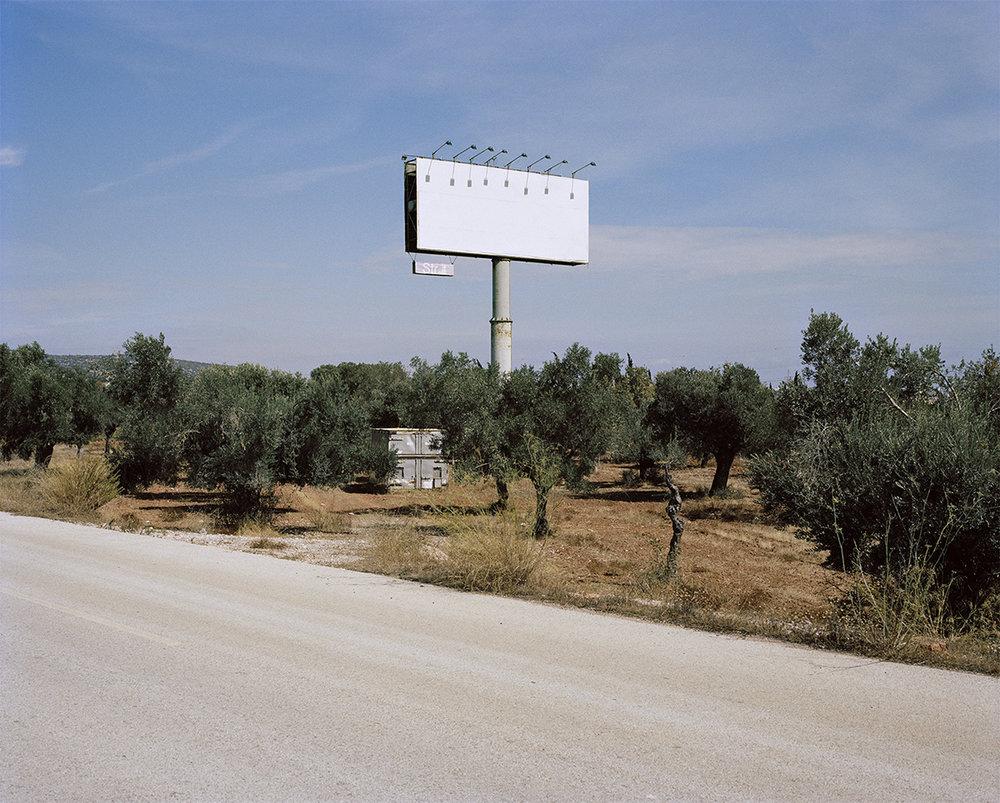 Baptiste Schmitt, Zeichen ohne Bedeutung , Athens, #8, 2014