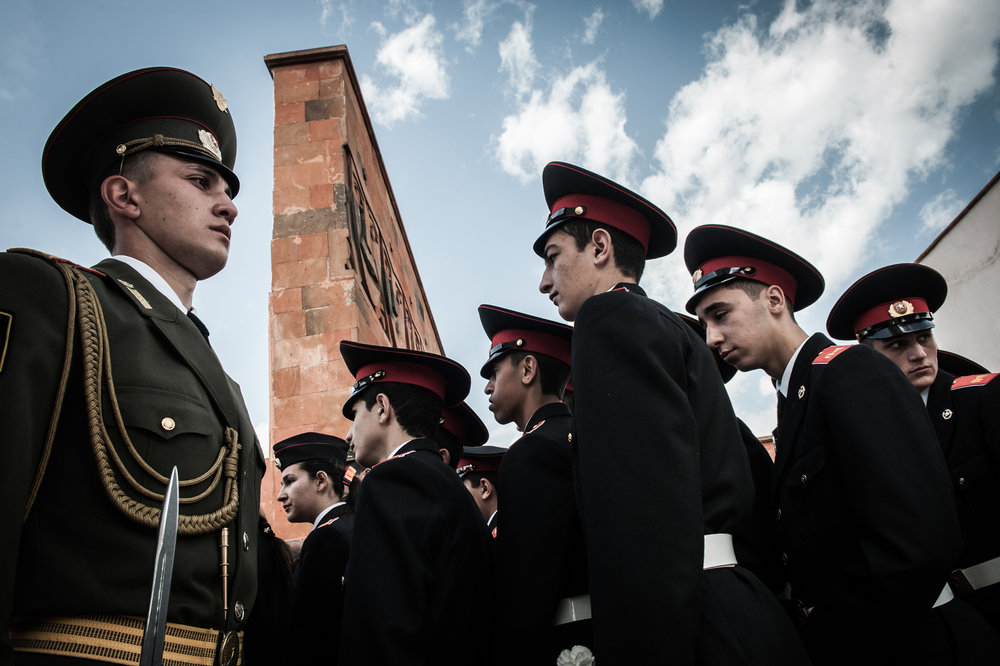 The forgotten war of Nagorno-Karabakh | Mattia Vacca
