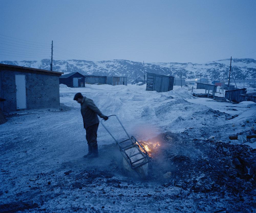 Teriberka | Russland | März 2012