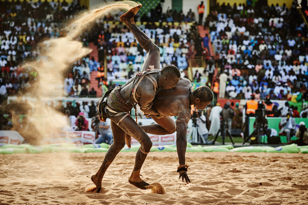 The Gris-gris Wrestlers of Senegal | Christian Bobst