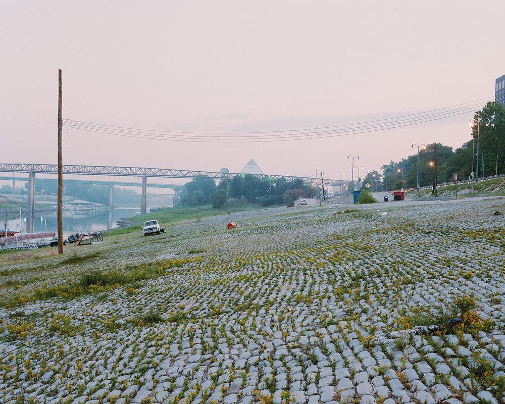 Alec Soth. Harbor Marina, Memphis, Tennessee © Alec Soth / Magnum Photos