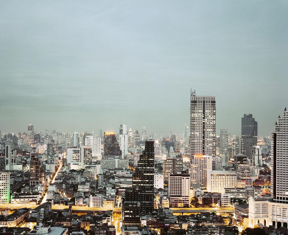Bangkok, 2000 | Peter Bialobzeski