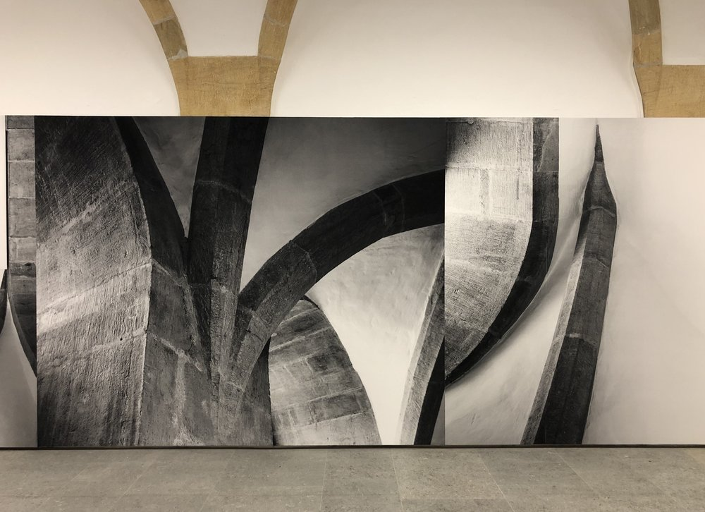 © Renate Buser, vue de l'exposition ECHO au CACY | Pauline Geux